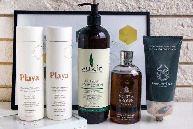 Уход за телом и волосами: лучшие средства