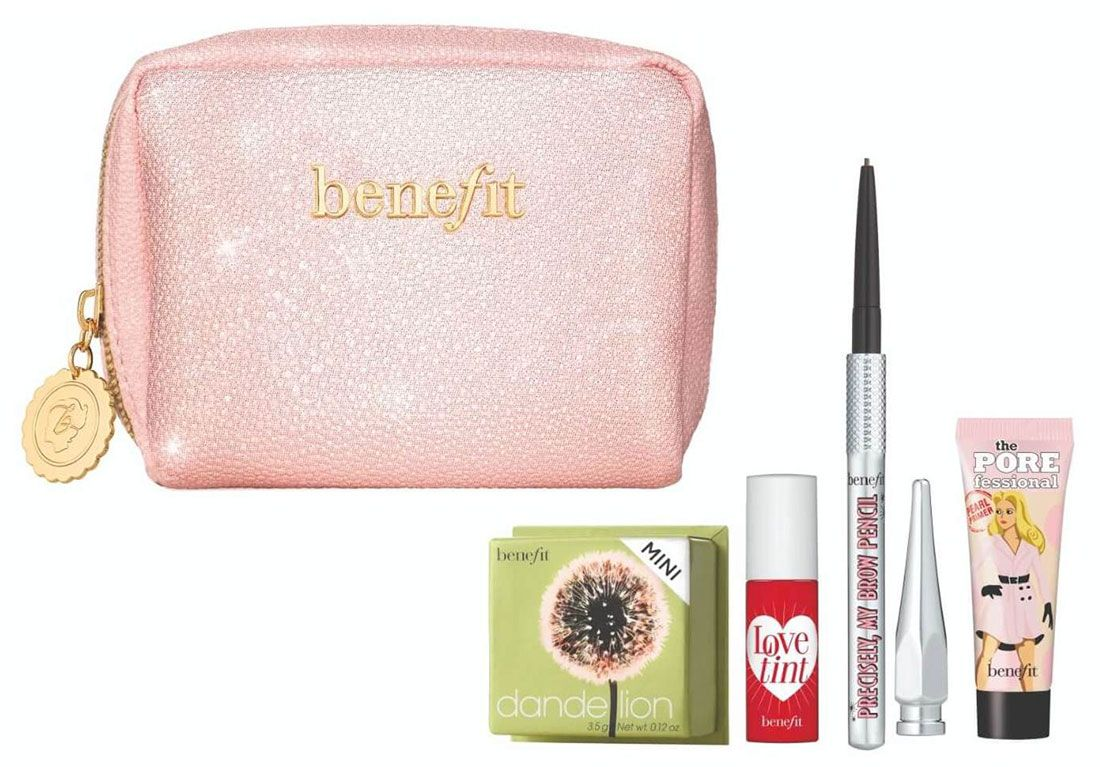 Benefit Brows & New Beginnings! Chinese New Year Set