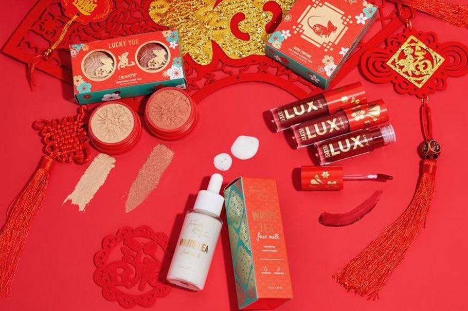 ColourPop Lunar New Year 2020