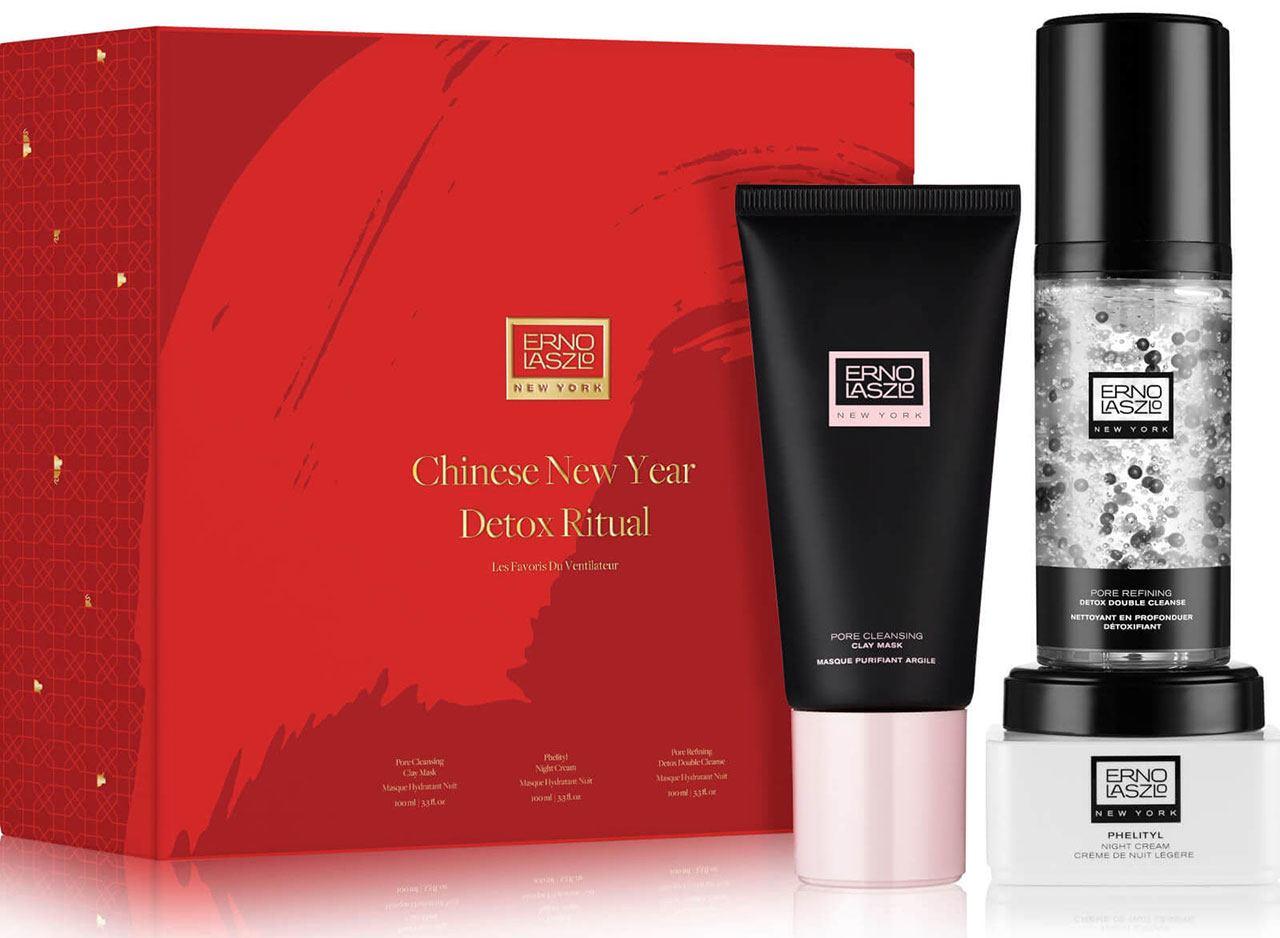 Erno Laszlo Chinese New Year Detox Ritual Set