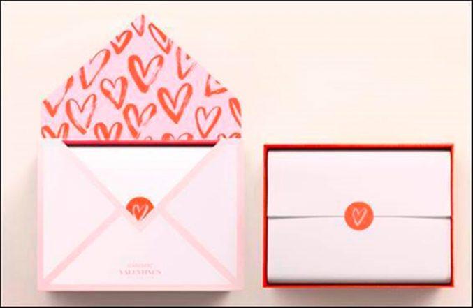 День Валентина – 2020: лимитированный бокс Lookfantastic Beauty Box для влюбленных девушек