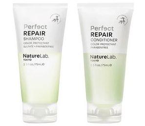 NatureLab TOKYO Perfect Repair Shampoo and Conditioner Duo