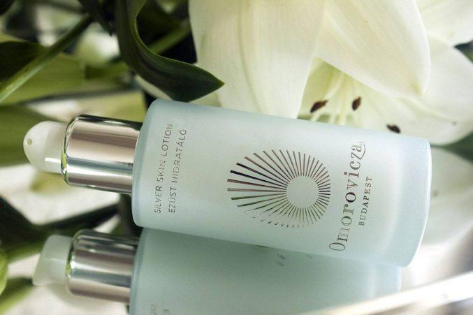 Крем-гель для лица Omorovicza Silver Skin Lotion — отзыв