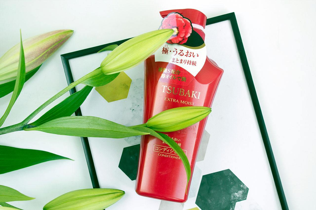 отзыв о кондиционере Shiseido Tsubaki Extra Moist Conditioner