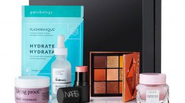 Бьюти-бокс The Cult Beauty Starter Kit январь 2020 — наполнение