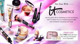 Новые акции и подарки за покупки: Cult Beauty, Beauty Bay и Lookfantastic
