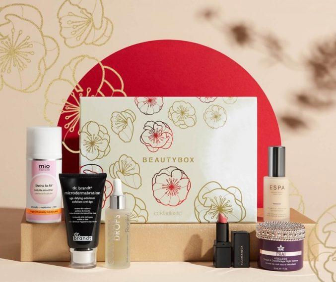 Lookfantastic Japan Limited Edition Beauty Box — наполнение