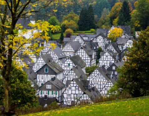 Фройденберг, Рейн-Вестфалия, Германия