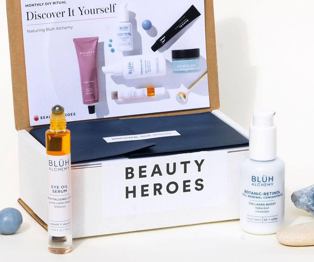 Beauty Heroes February 2020 - Beauty Discovery by Blüh Alchemy