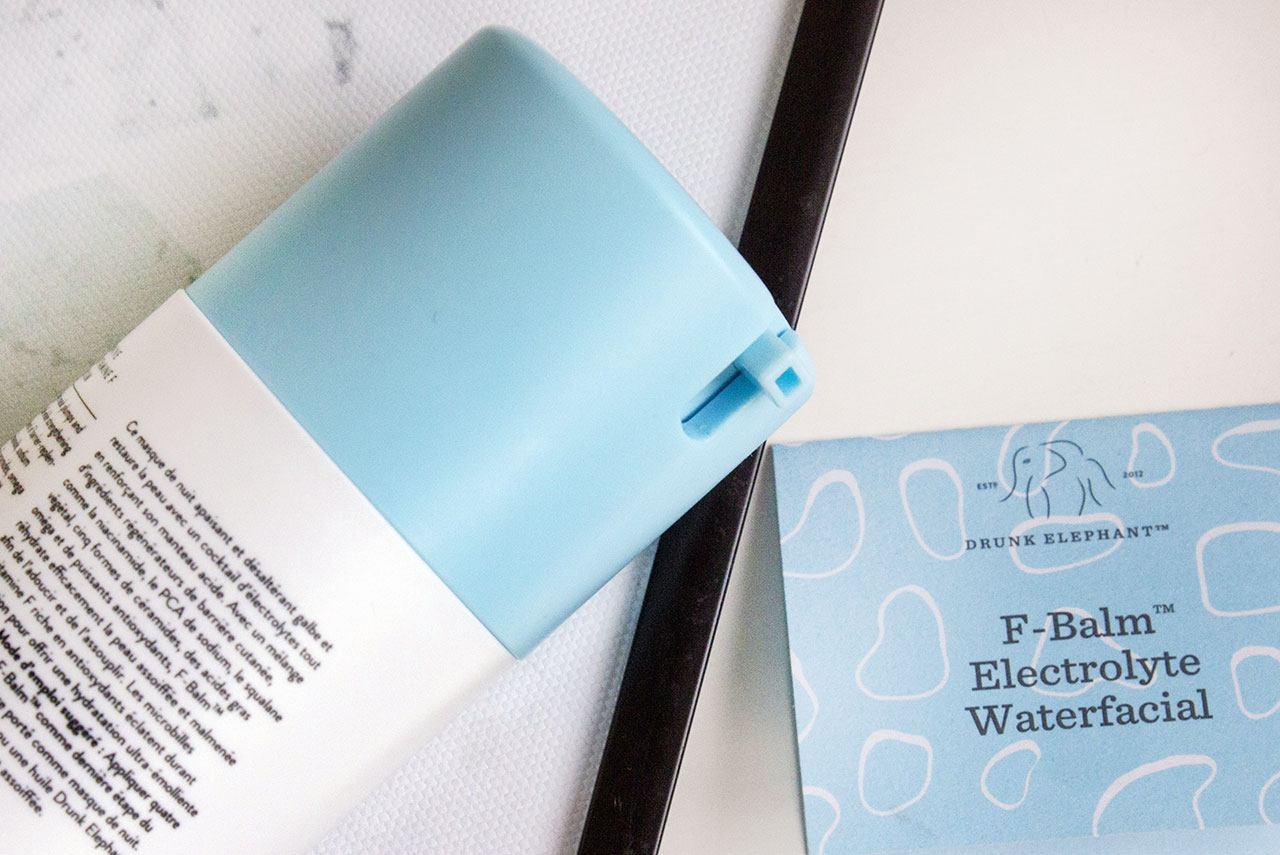 маска Drunk Elephant F-Balm Electrolyte Waterfacial
