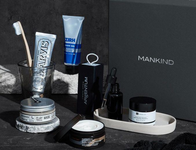 Mankind Hero Edit Grooming Box – для мужчин