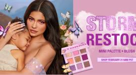 Последний шанс купить средства Kylie Cosmetics из коллекции STORMI