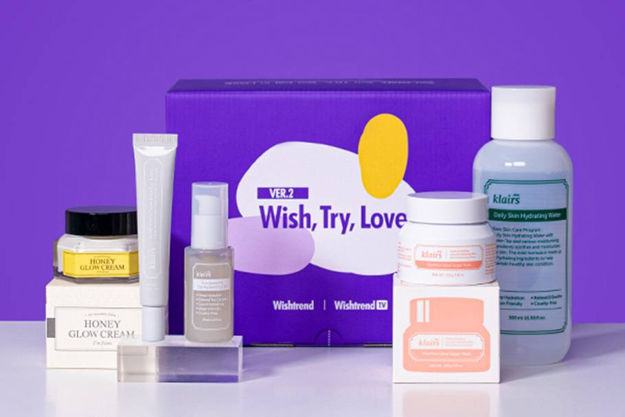 Wishtrend WTL Reveal Your Best Skin Box