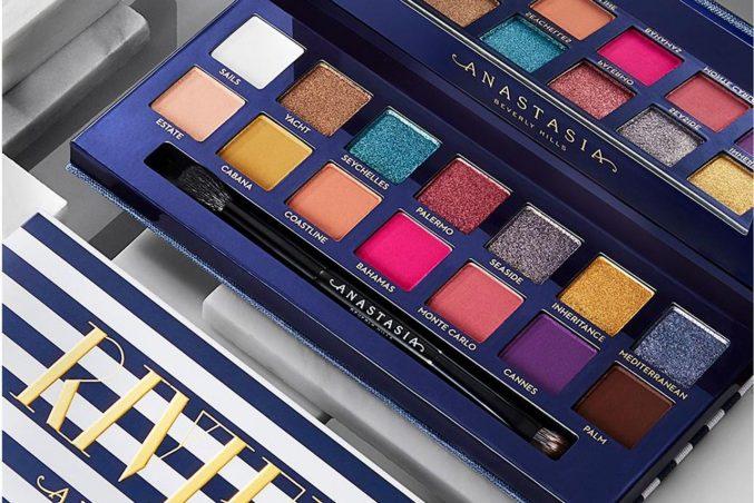 Anastasia Beverly Hills Riviera Eyeshadow Palette в подарок на ру-версии Cult Beauty