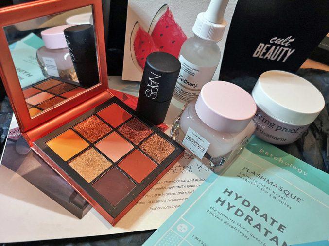 The Cult Beauty Starter Kit — впечатления