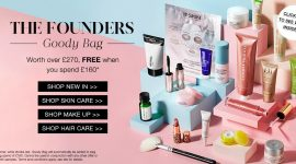 Cult Beauty The Founders Goody Bag — наполнение