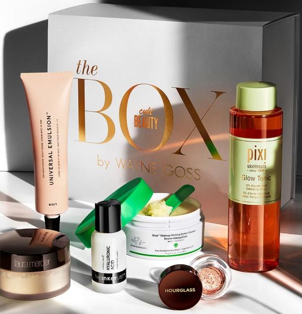 Бьюти Бокс WAYNE GOSS The Cult Beauty Box — наполнение