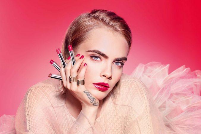 Звездное сияние губ с новыми средствами Dior
