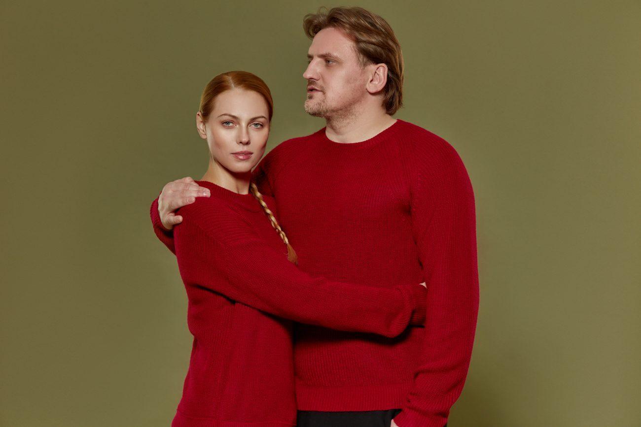 Дмитрий Булыкин с женой, Дмитрий Булыкин, Екатерина Полянская