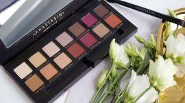 Палетка Anastasia Beverly Hills Modern Renaissance Eye Shadow Palette — отзыв и свотчи