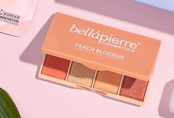 BellapierrePeach Blossom Eyeshadow Palette