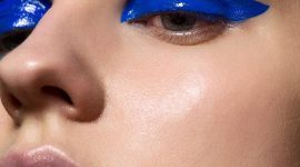 Графика в макияже глаз от MAC