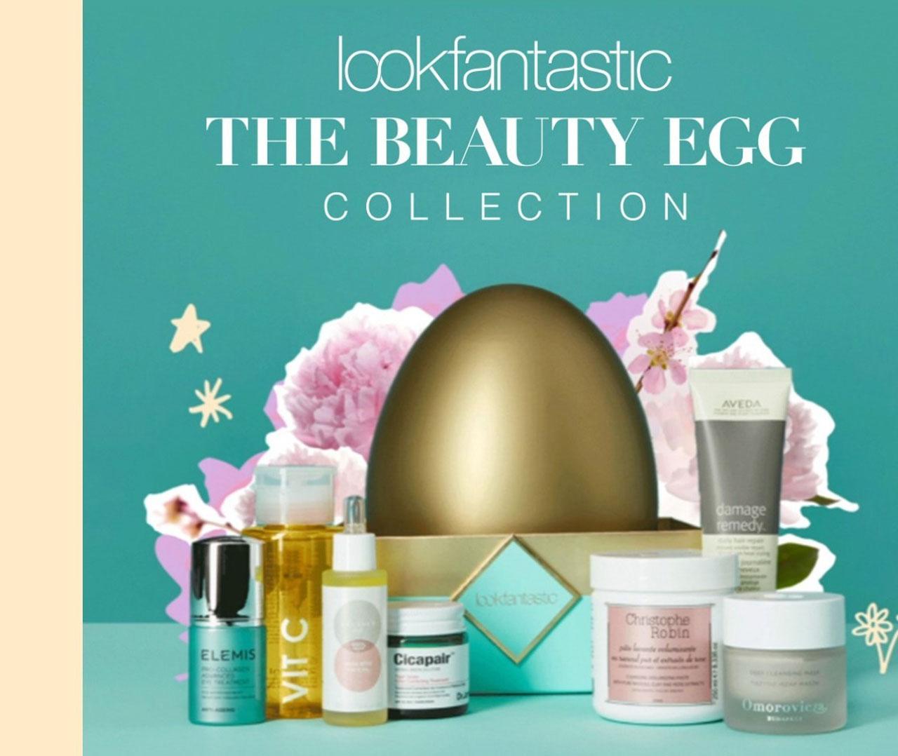 Lookfantastic Beauty Egg 2020