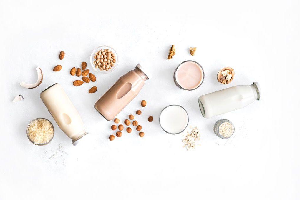 Молоко, лактовегетарианство