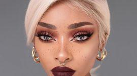 Завораживающий макияж глаз за четыре шага