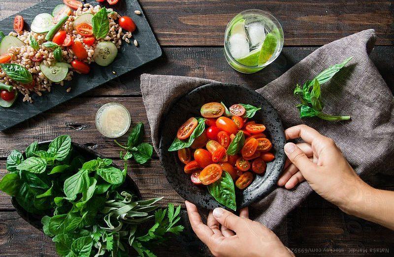 Вегетарианство, веганство