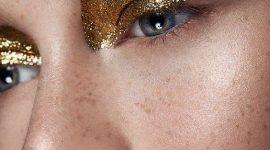 Яркий макияж от Инес Боргонжон
