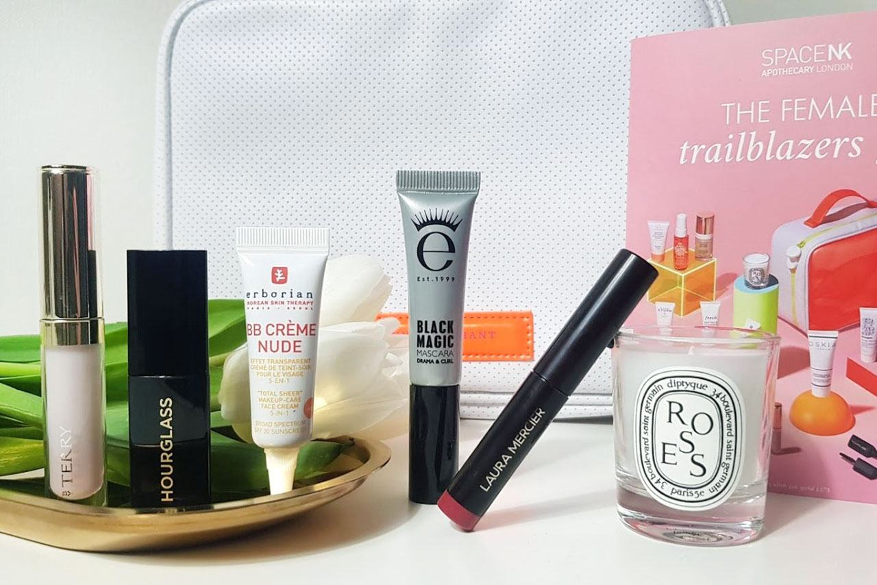 Space NK The Female Trailblazers Gift Goody Bag Spring 2020 - декоративная косметика