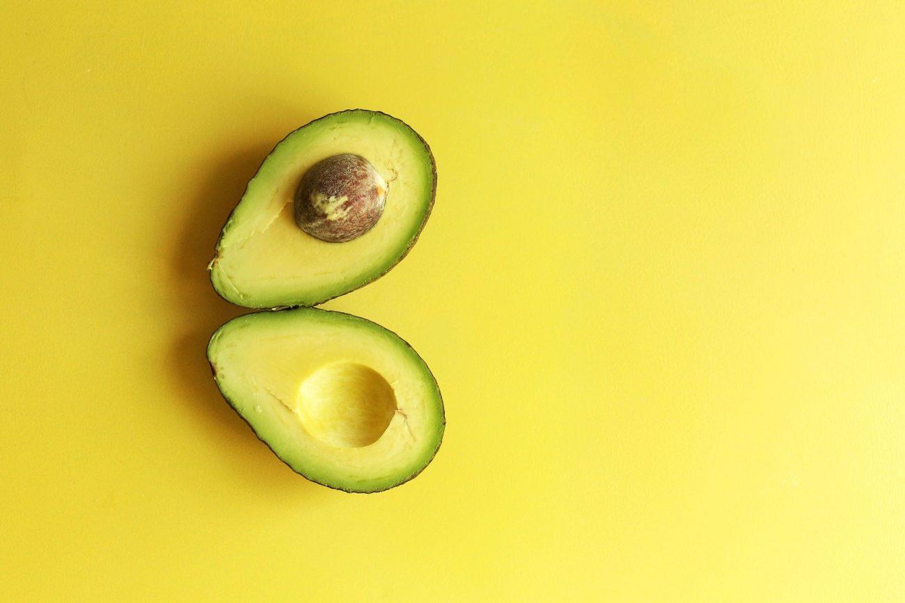 Завтрак, авокадо