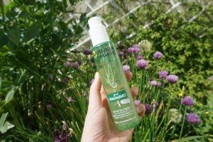 Garnier Organic Lemongrass Detox Gel Wash