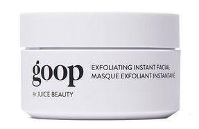 goop Exfoliating Instant Facial