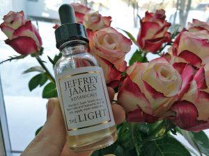 Jeffrey James Botanicals The Light