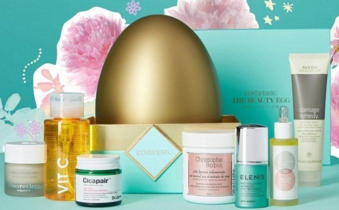 Пасхальный бокс Lookfantastic The Beauty Egg Collection 2020 – в продаже с 1 апреля