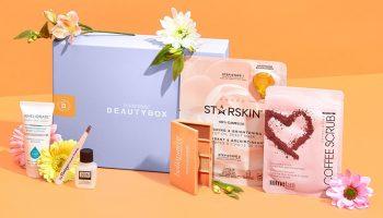 Lookfantastic Beauty Box April 2020 — наполнение