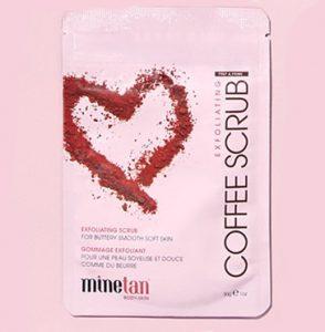 Lookfantastic Beauty Box April 2020 Minetan Coffee Scrub