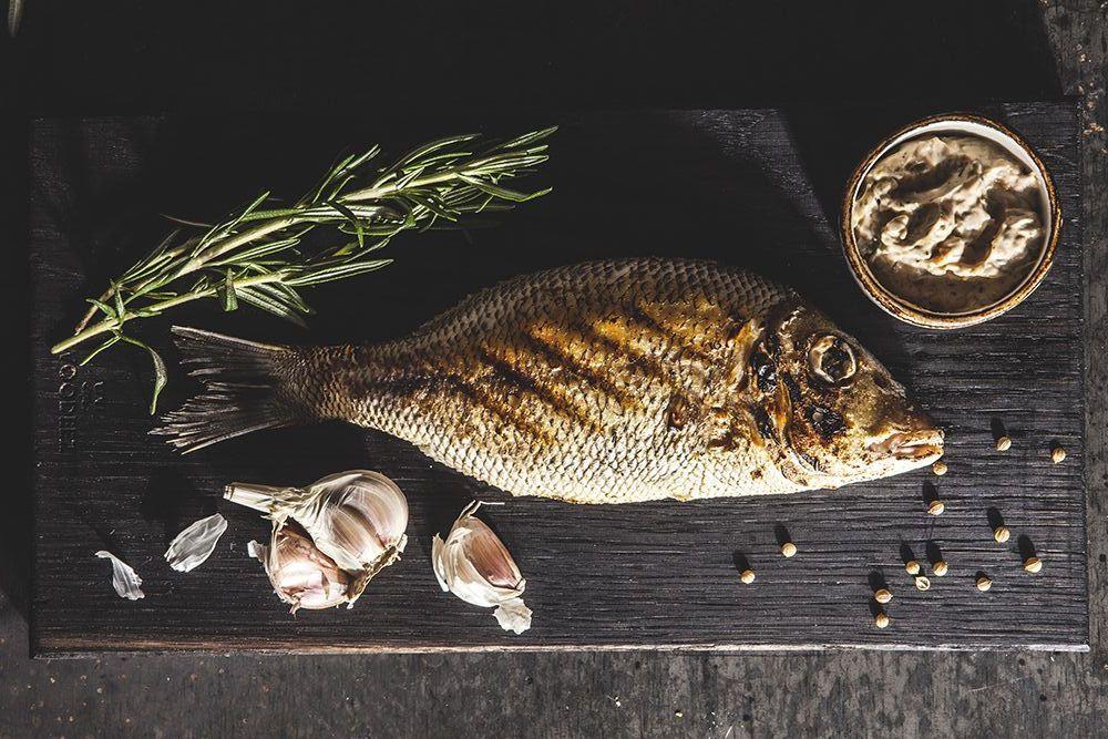 Рыба, пескетарианство
