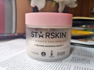 Starskin 7-in-1 Miracle Skin Mask Pads 7-second Morning Mask