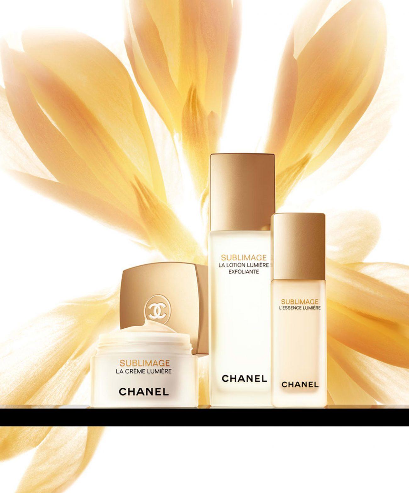 Линейка Sublimage Chanel