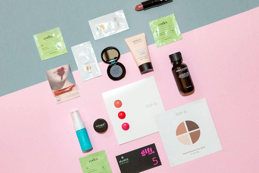 Alyaka Make Up Goody Bag 2020