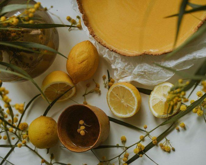 Лимонный тарт: вкусный заряд витаминов