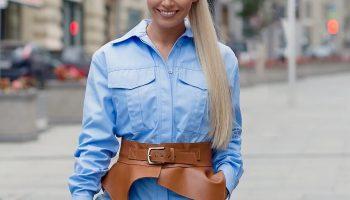 Юлия Горни, стилист