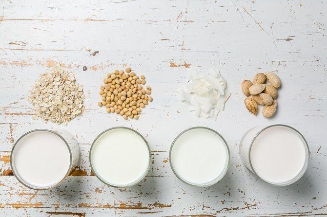 Альтернативное молоко