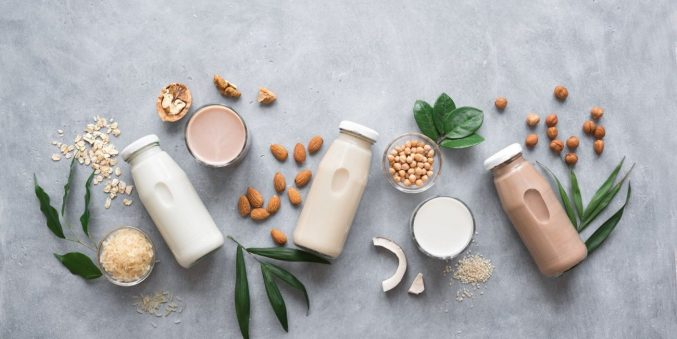Альтернативное молоко: больше не доим коров