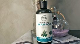 Бессульфатный шампунь Petal Fresh Volumizing Shampoo