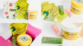Бьюти-бокс ASOS Fruity Beauty Box — наполнение