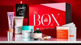 Cult Beauty x Sali Hughes Beauty Box — наполнение